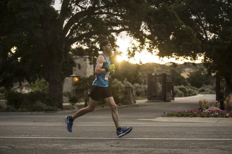 Kết quả hình ảnh cho chạy bộ để cơ bắp chân to
