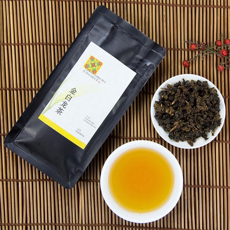 Chè Đài Loan với những lá chè khô, rất ngon và đậm đà