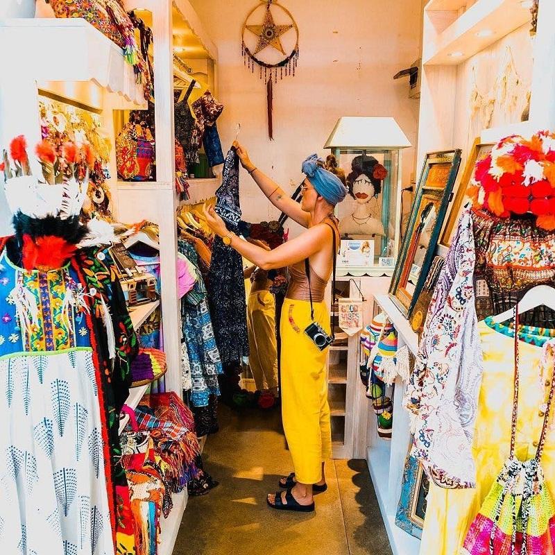 chợ chatuchak ở bangkok