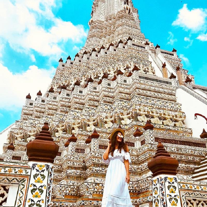 chùa Bình Minh Thái Lan