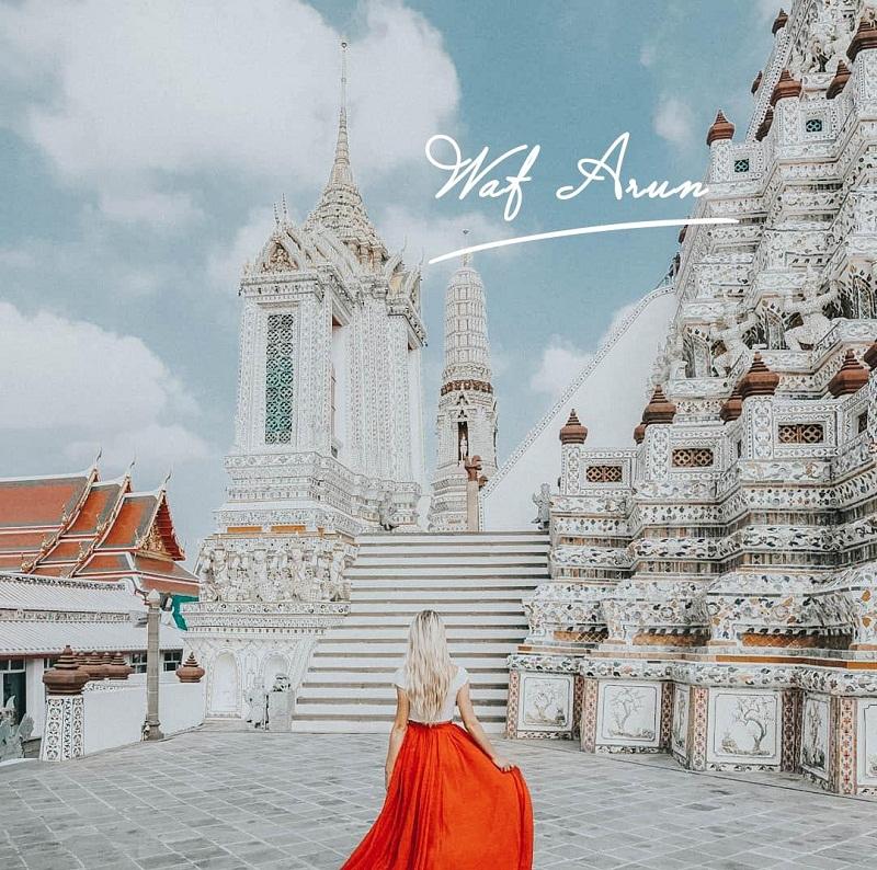 chùa ở thái lan
