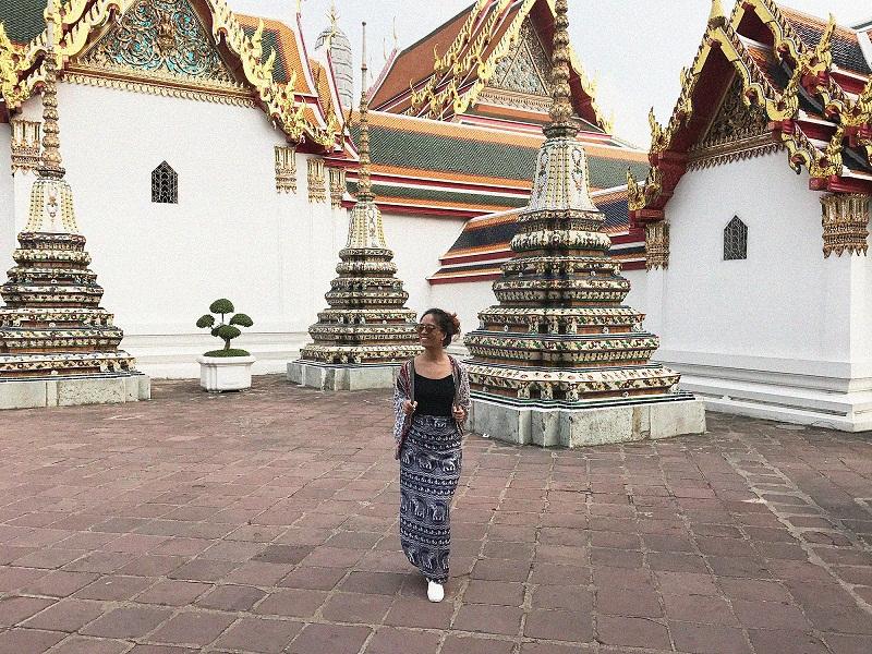 chùa tại thái lan