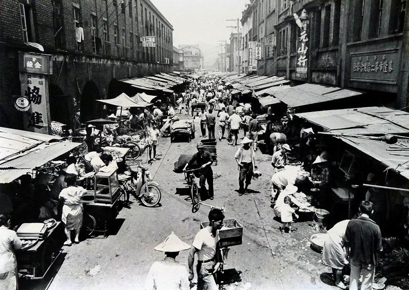 Hình ảnh Đài Loan những thập niên trước