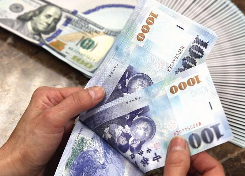 Tiền 1000 Đô Đài Loan