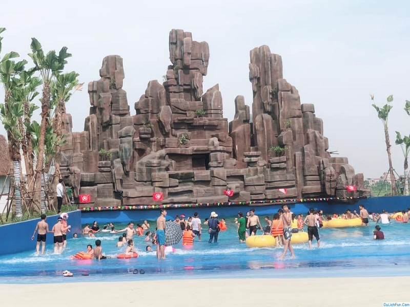 địa chỉ công viên nước Thanh Hà