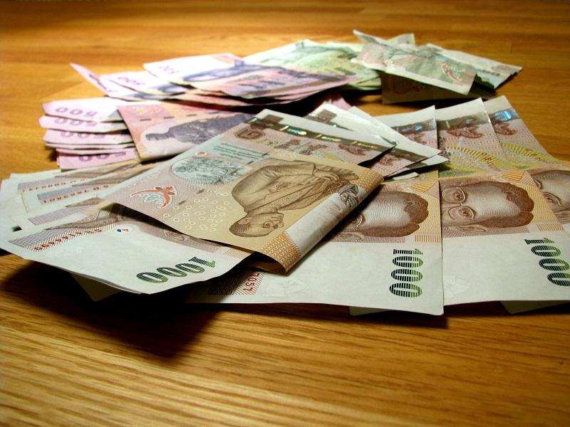 Mệnh giá tiền Thái Lan
