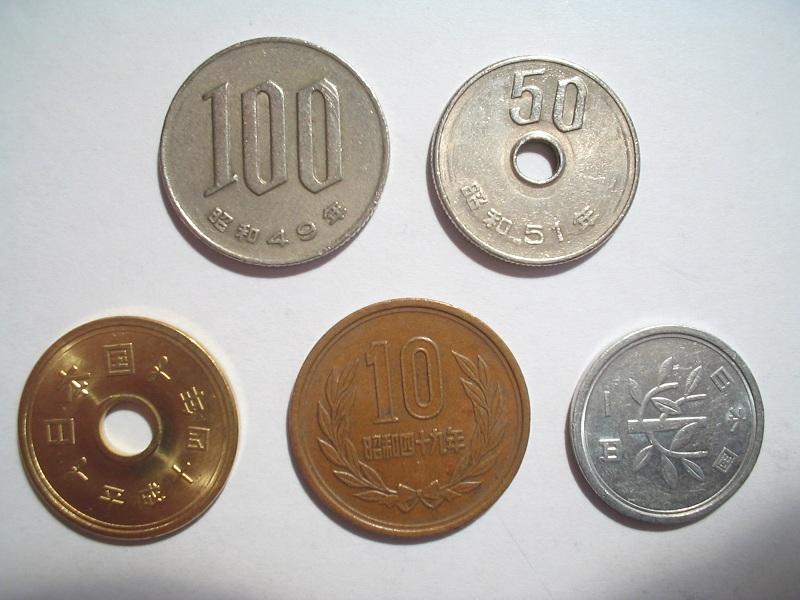 Tiền xu Nhật