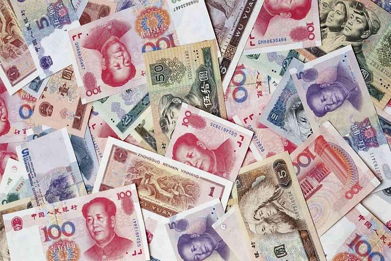 Đổi tiền Trung Quốc ở đâu?