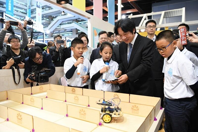 Nền giáo dục của Đài Loan rất phát triển