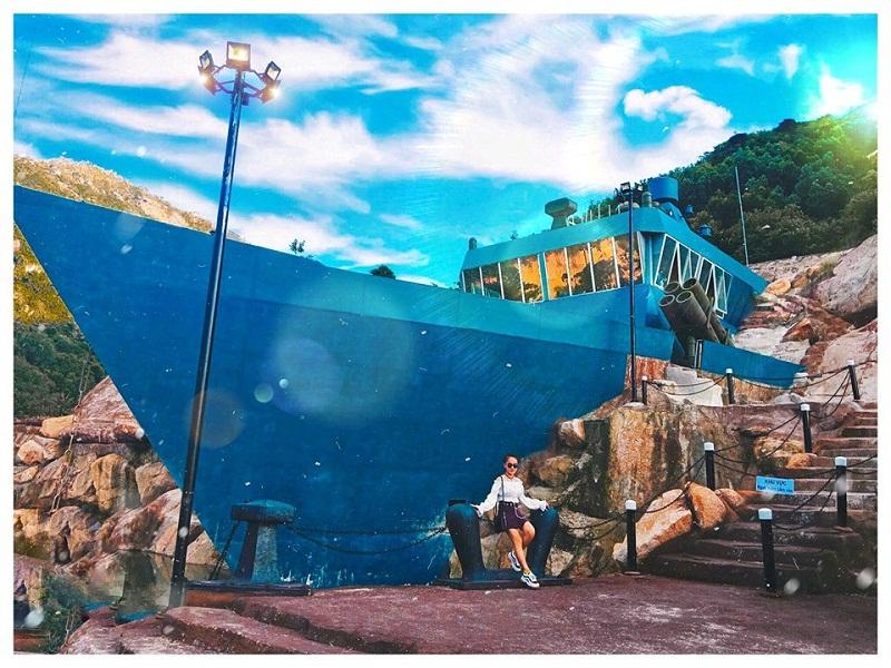 khu du lịch tàu ngầm nha trang có gì