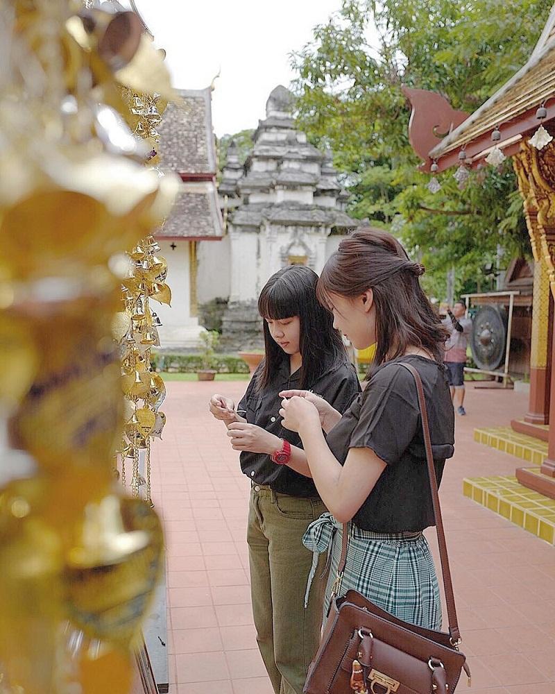 kinh nghiệm du lịch chiang mai thái lan