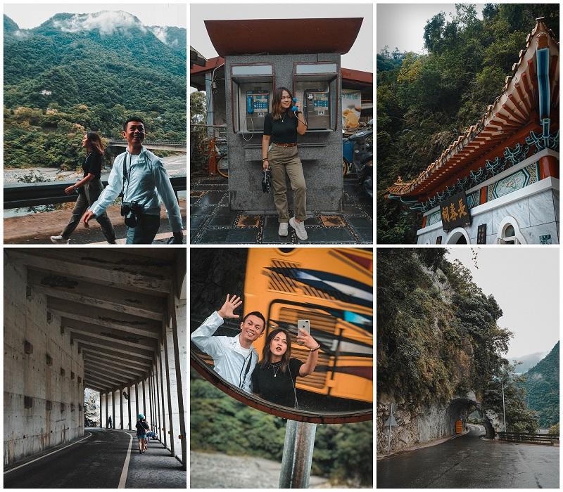 Công viên Quốc gia Taroko (Hoa Liên) Đài Loan thường được rất nhiều các bạn trẻ ghé tới khám phá