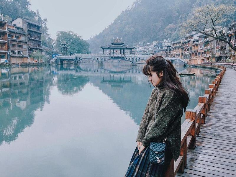 Phượng Hoàng Cổ Trấn ở đâu Trung Quốc?