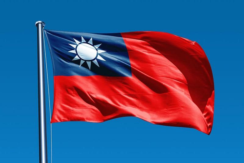 Hình ảnh quốc kỳ Đài Loan