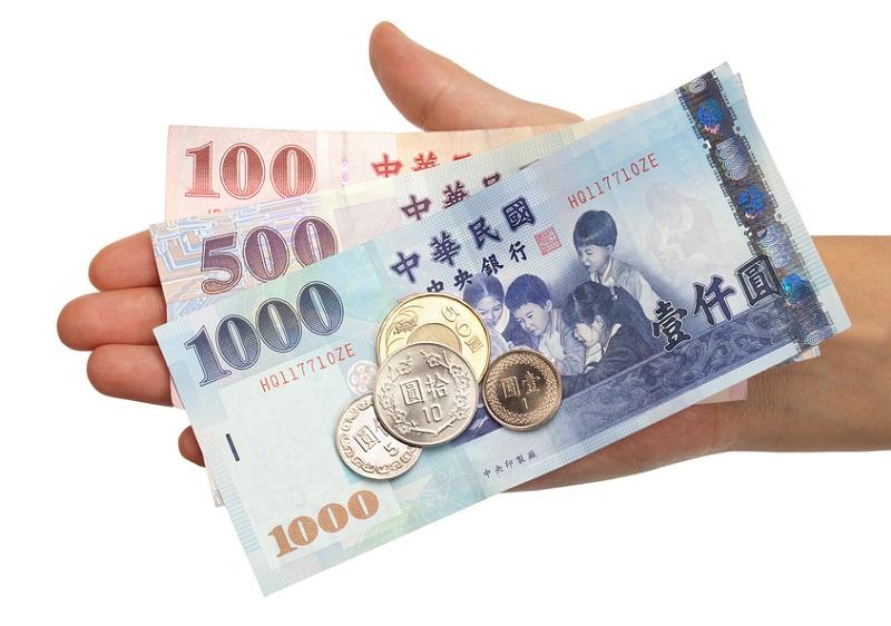 Tiền giấy và tiền xu của Đài Loan