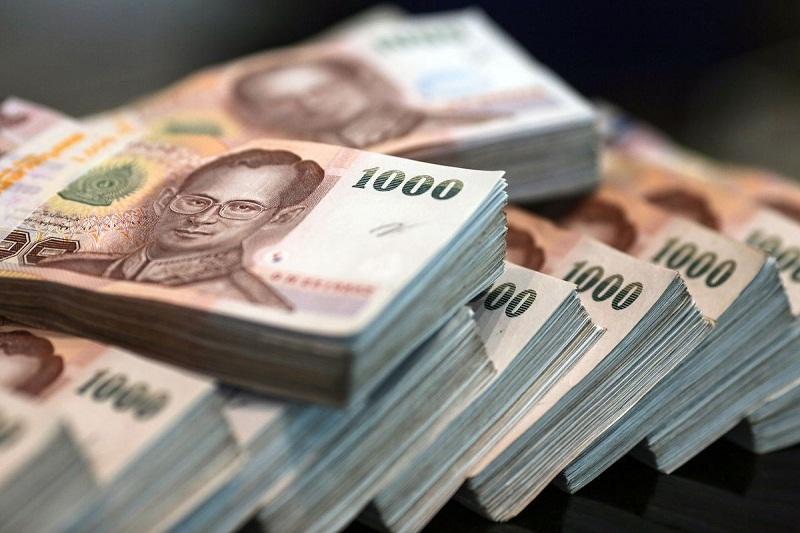Các tập tiền Thái Lan