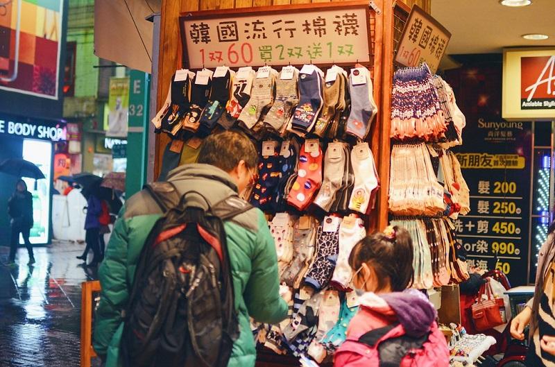 Các món đồ ở chợ đêm Đài Loan bạn đều có thể trả giá