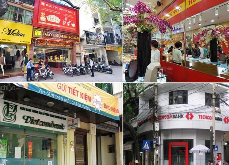 Những địa chỉ đổi tiền ở Hà Nội