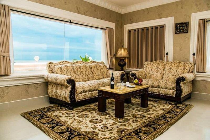 Một góc phòng sang trọng ở khách sạn Lan Rừng Vũng Tàu