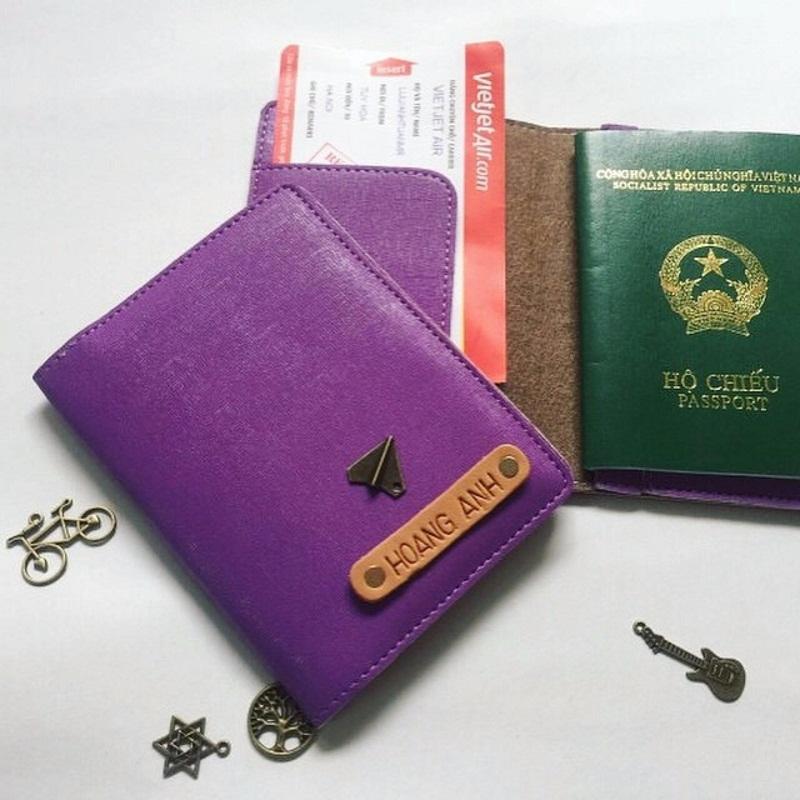 làm hộ chiếu ở đâu