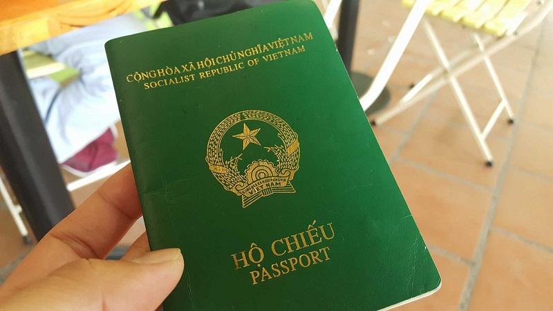 làm passport ở đâu
