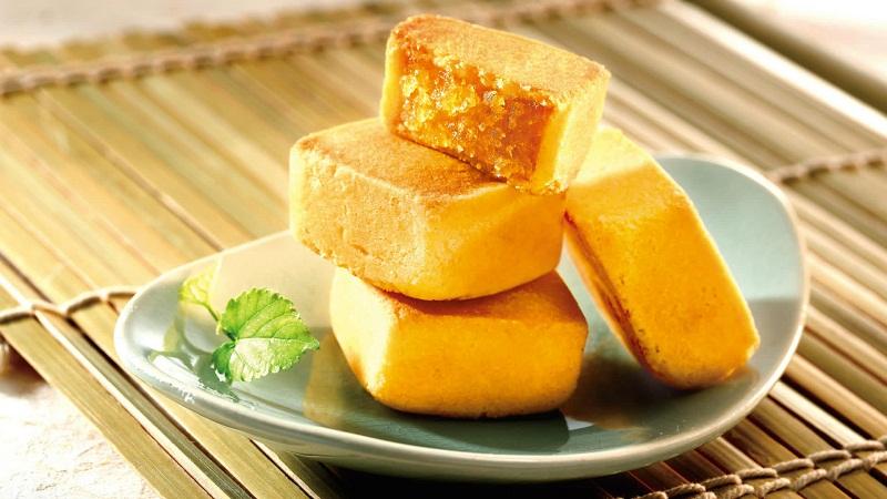 Bánh dứa Chia Te - Món ăn đặc sản đài loan