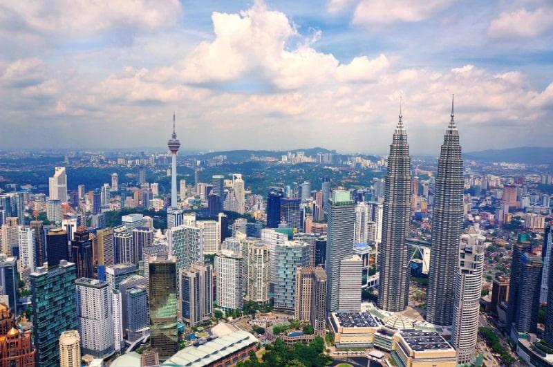 Toàn cảnh những ngôi nhà cao tầng của Malaysia