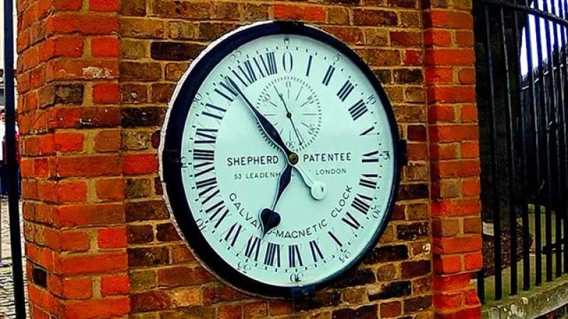 Đồng hồ múi giờ GMT