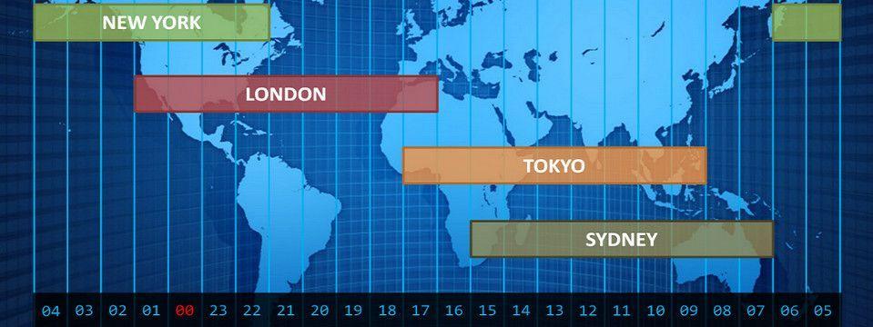 Múi giờ UTC ở các quốc gia