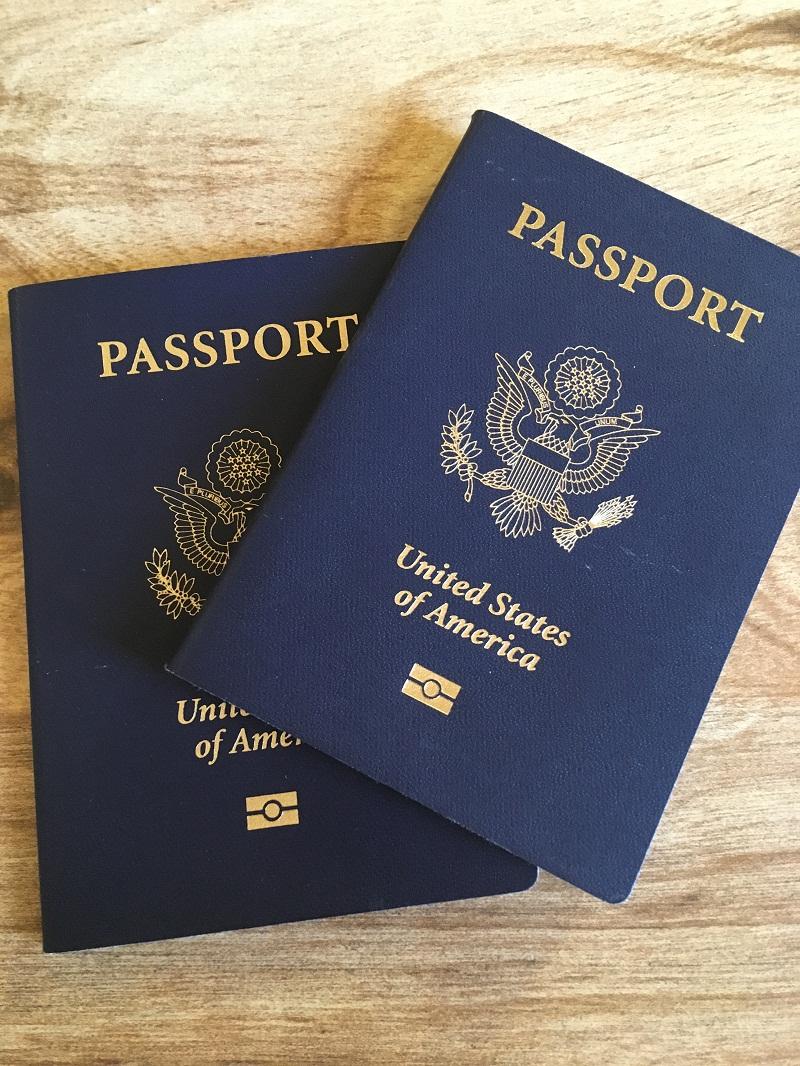 Passport book number là gì?