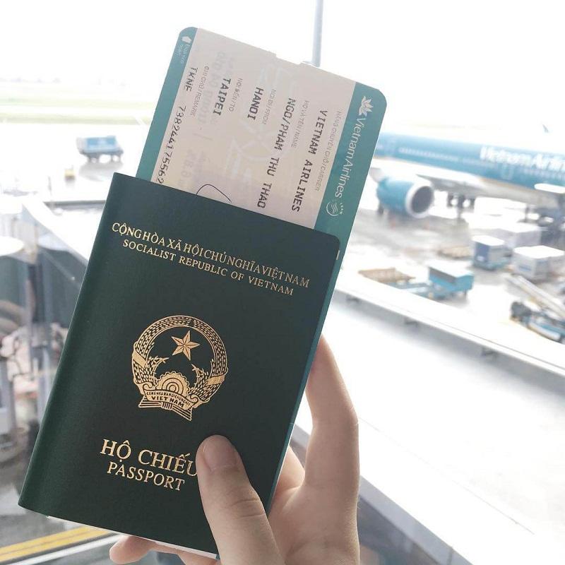 passport type p là gì
