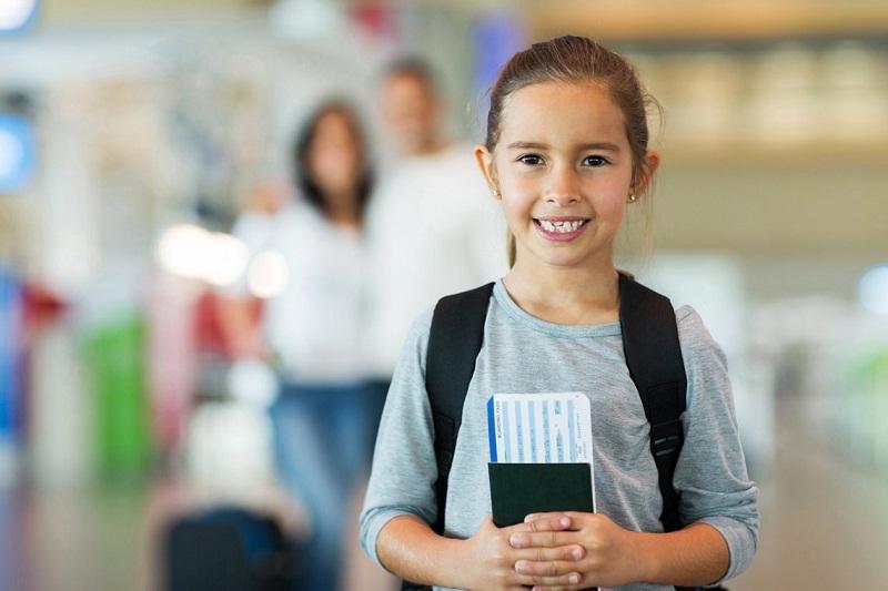 Thủ tục làm hộ chiếu cho trẻ em