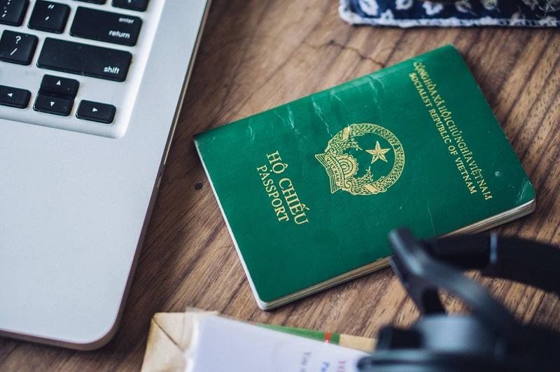thủ tục làm hộ chiếu bị mất