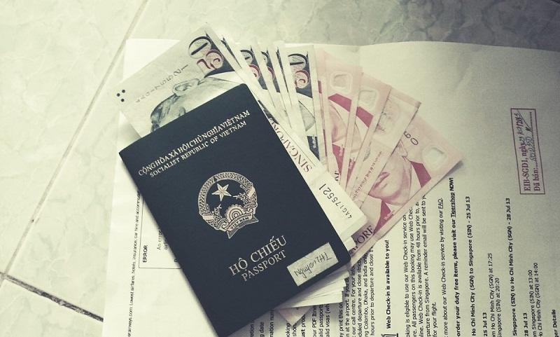 thủ tục làm passport 2019