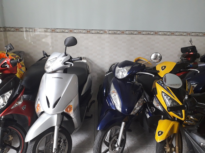 Một số loại xe cho thuê của công ty Tấn Phát ở Vũng Tàu
