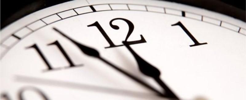 Đồng hồ kim ngắn kim dài