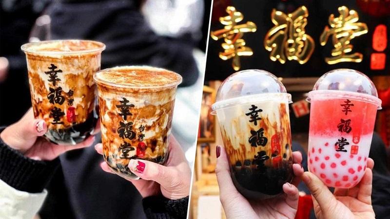 Các thương hiệu trà sữa khác ở Đài Loan