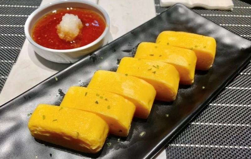 Món trứng tráng Nhật Bản Tamagoyaki