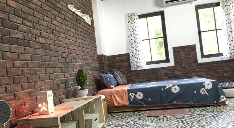 chill house homestay ninh bình có phòng nghỉ ấm cúng và tiện nghi