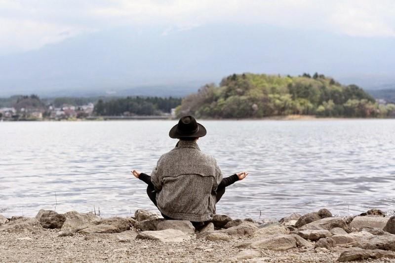 Cảnh hồ Kawaguchiko