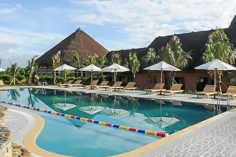 Cúc Phương resort Ninh Bình