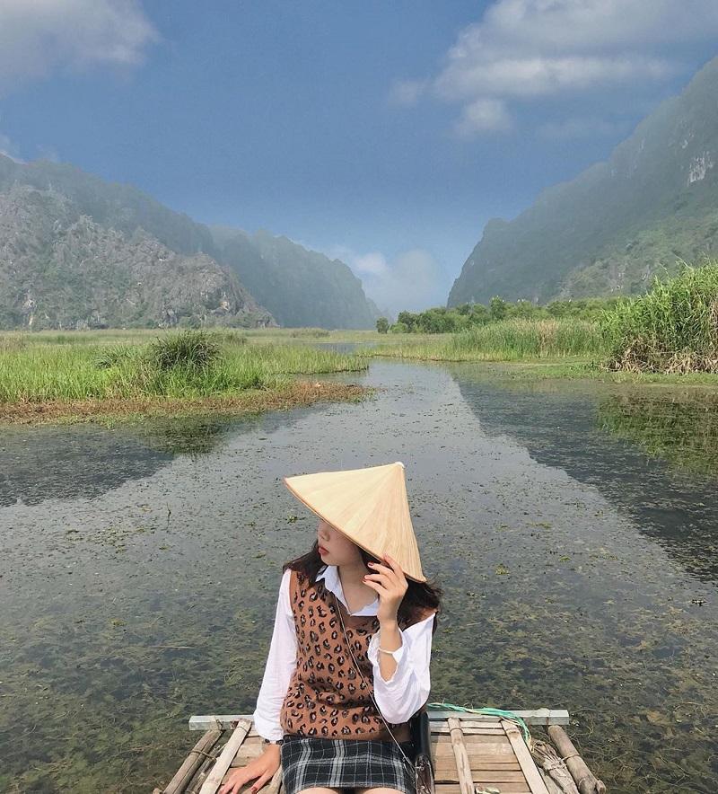 Khu sinh thái đầm Vân Long Ninh Bình