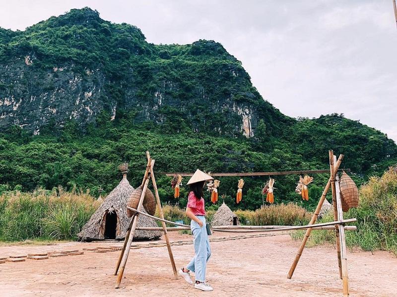 Phim trường Skull Island nổi tiếng tại Ninh Bình