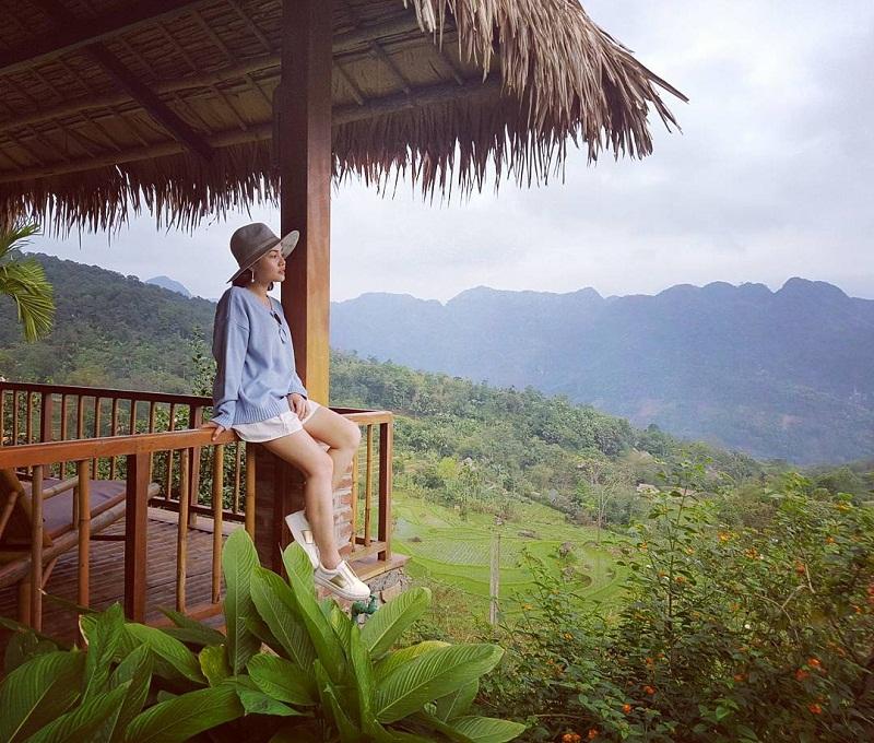 Khu sinh thái tại rừng Cúc Phương Ninh Bình