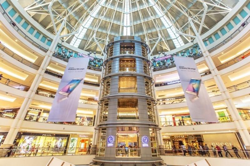 Trung tâm mua sắm cao cấp Suria KLCC