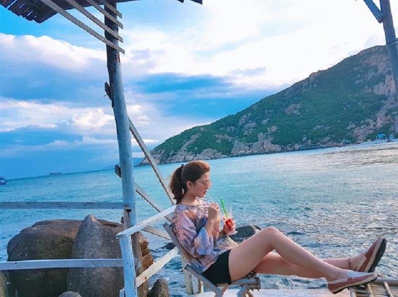 du lịch đảo bình ba từ nha trang