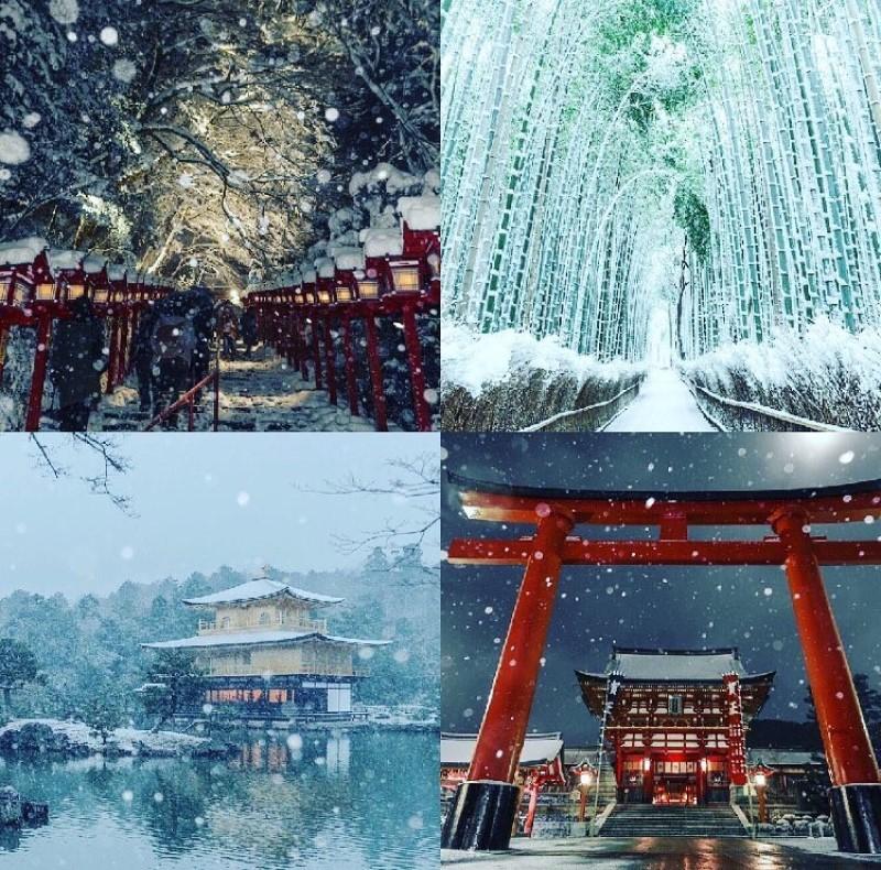 Những địa điểm du lịch Nhật Bản vào mùa đông