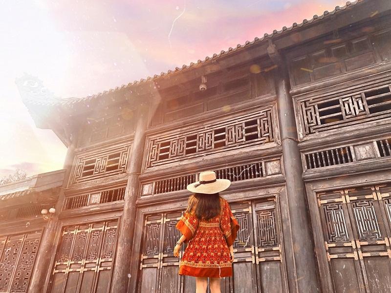 Khám phá kiến trúc những ngôi chùa tại Ninh Bình