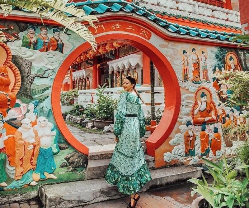 Penang mang đậm bản sắc văn hóa của Malaysia