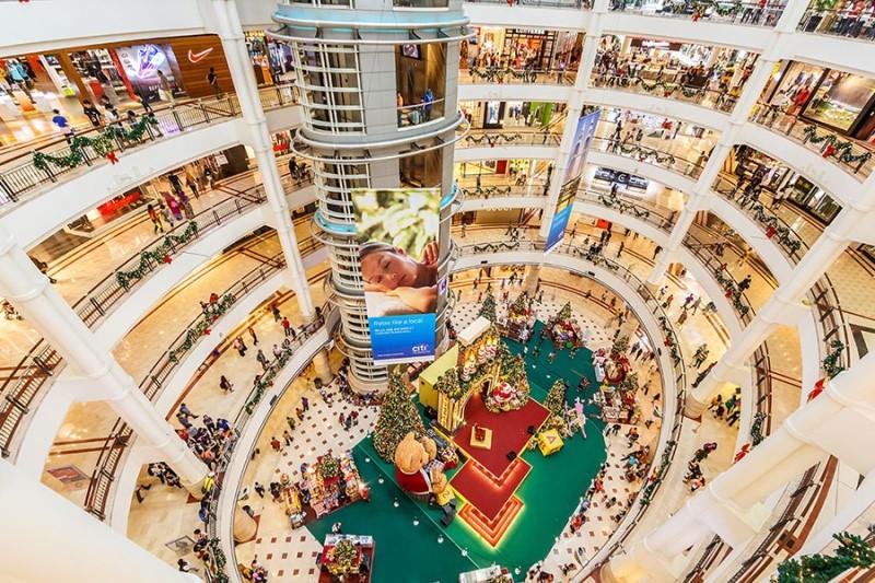 Trung tâm thương mại lớn tại Kuala Lumpur